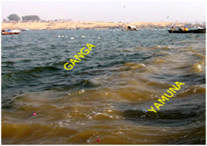 Allahabad: City of Confluence of Rivers. Southlit July 2014